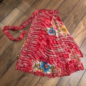 Dresses & Skirts - Multi-Style Wrap Skirt/Dress